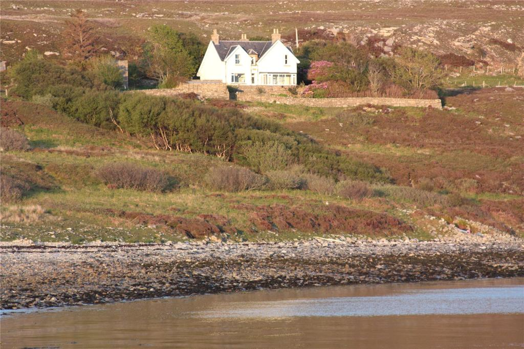 4 Bedrooms Detached House for sale in Isle of Raasay, Kyle, Ross-Shire