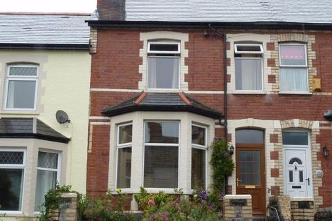 3 bedroom terraced house to rent - Plassey Street, Penarth