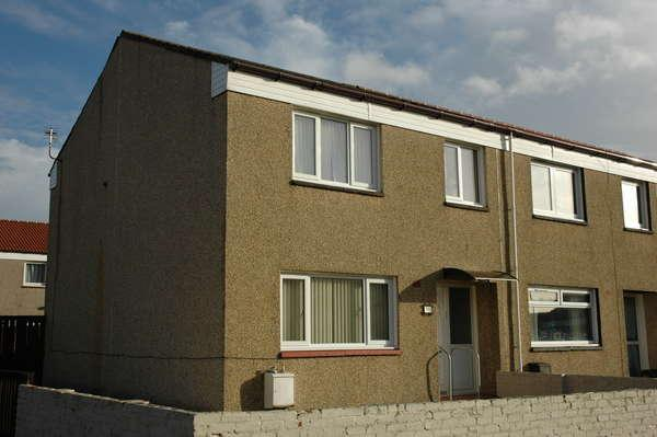 3 Bedrooms End Of Terrace House for sale in 26 Limekiln Road, Stevenston, KA20 3LE