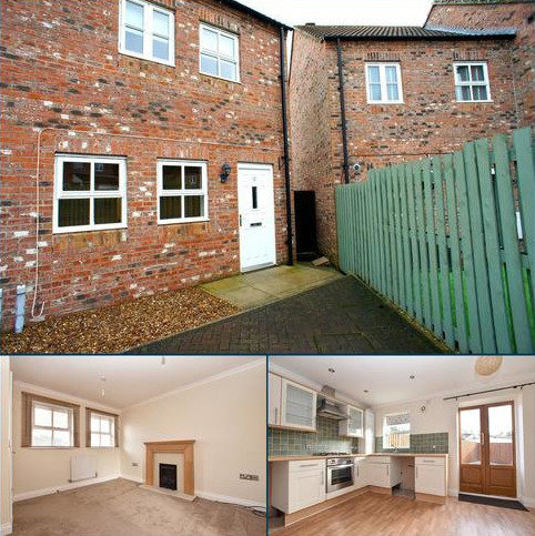 2 bedroom semi-detached house to rent - Jubilee Close, Shiptonthorpe