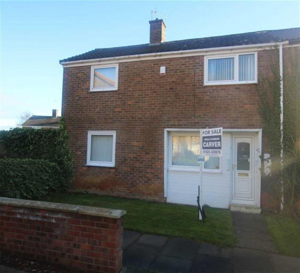 2 Bedrooms Terraced House for sale in Cumby Road, Newton Aycliffe, County Durham