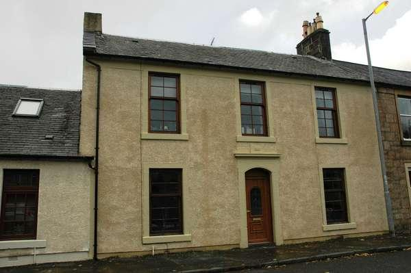 4 Bedrooms Terraced House for sale in 59 Wilson Street, Beith, KA15 2BE