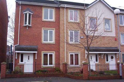 4 bedroom terraced house to rent - Sadler Court, Hulme, Manchester, M15 5RP