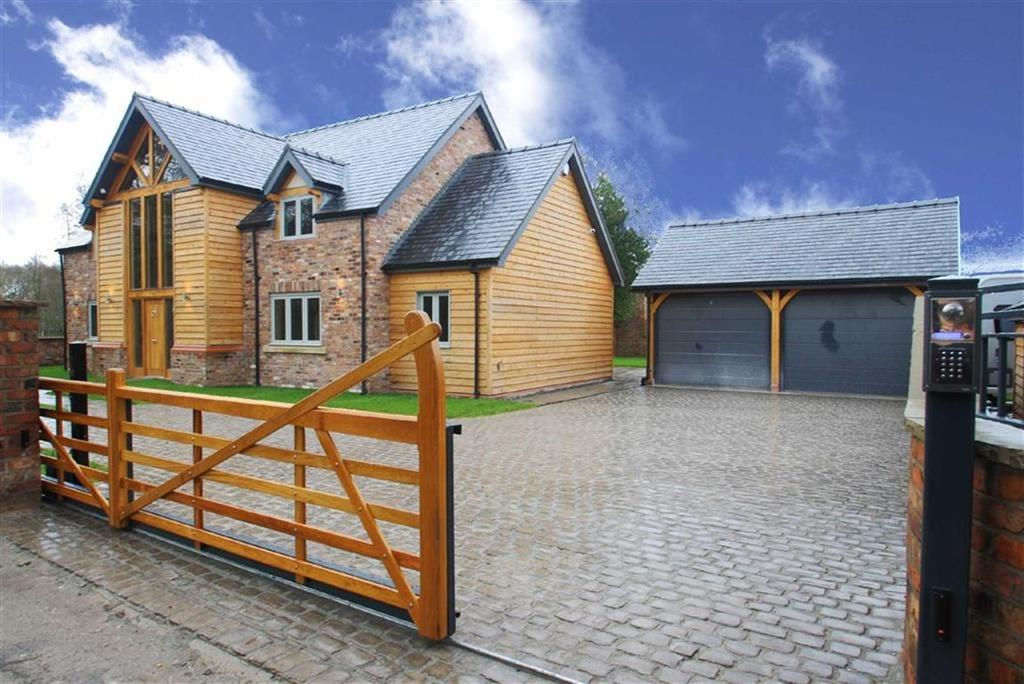 4 Bedrooms Detached House for sale in Clay Lane, Wilmslow
