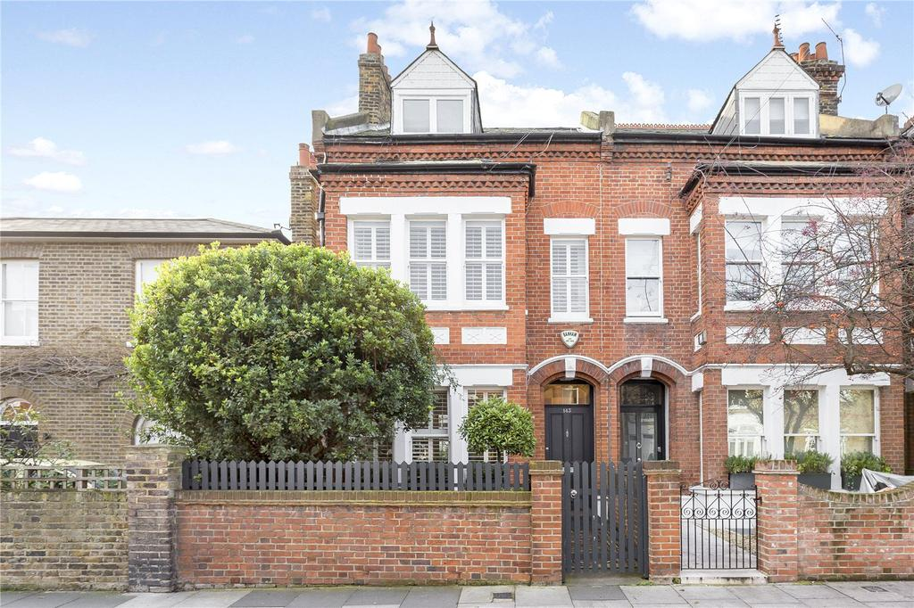 5 Bedrooms End Of Terrace House for sale in Dalling Road, Hammersmith, London, W6