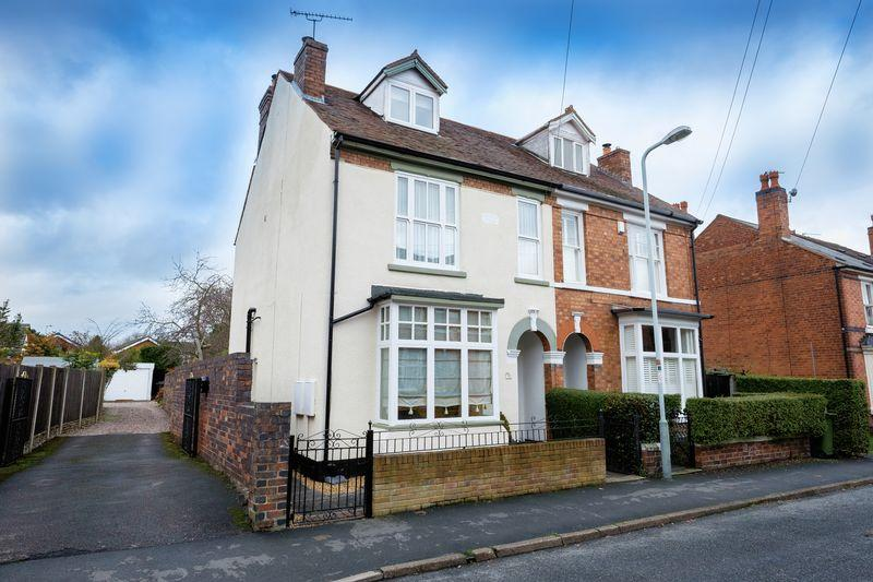 4 Bedrooms Semi Detached House for sale in Limes Road, Tettenhall, Wolverhampton