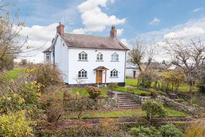 3 Bedrooms Farm House Character Property for sale in Mill Pool Lane, Barbridge, Nr. Nantwich