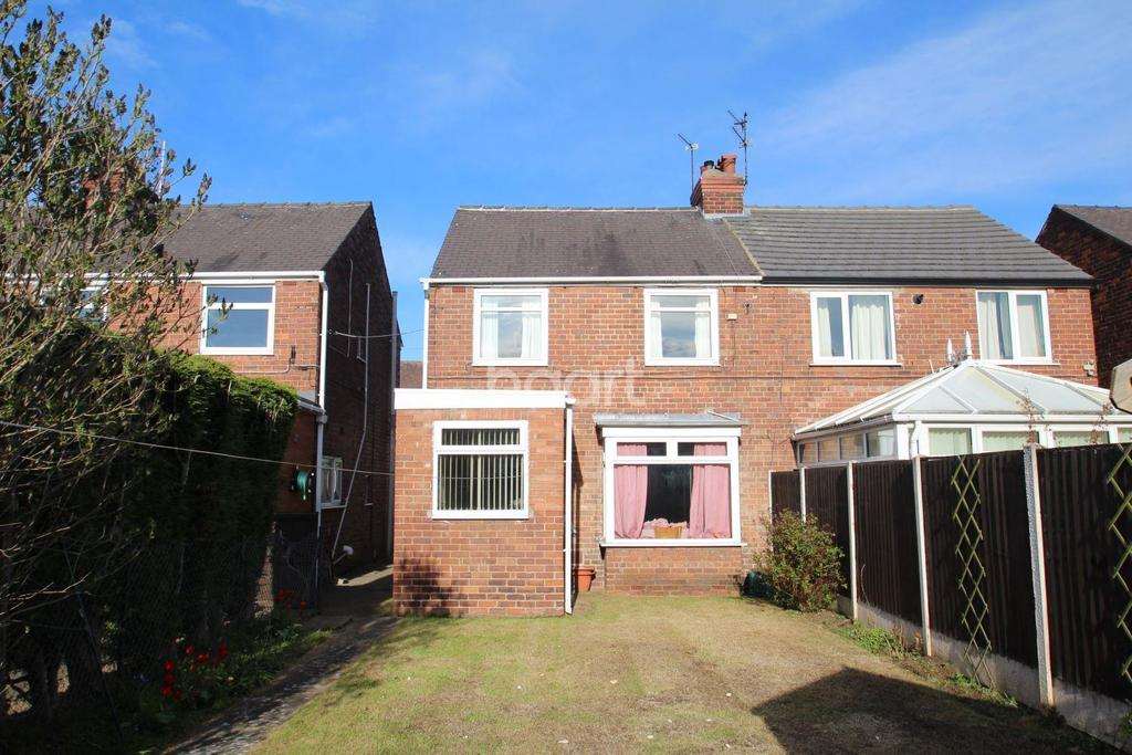3 Bedrooms Semi Detached House for sale in Melbourne Road, Balby