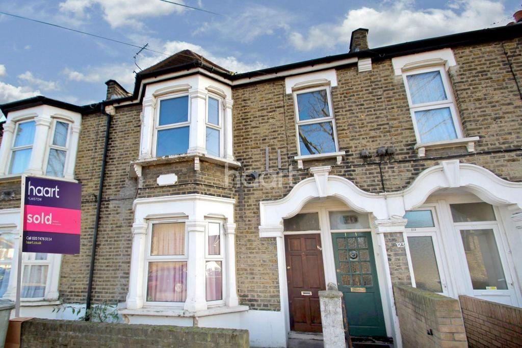 2 Bedrooms Maisonette Flat for sale in Carson Road, Canning Town, E16