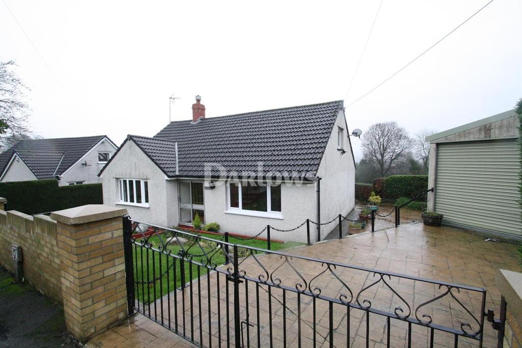 4 Bedrooms Bungalow for sale in Aberbeeg, Abertillery, Gwent