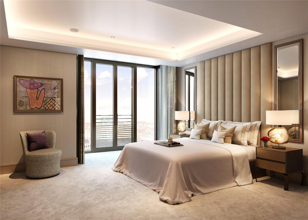 3 Bedrooms Flat for sale in Chiltern Place, 66 Chiltern Street, London, W1U