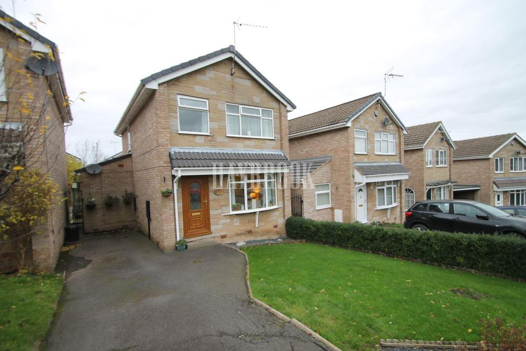 3 Bedrooms Detached House for sale in Highwood Place, Eckington