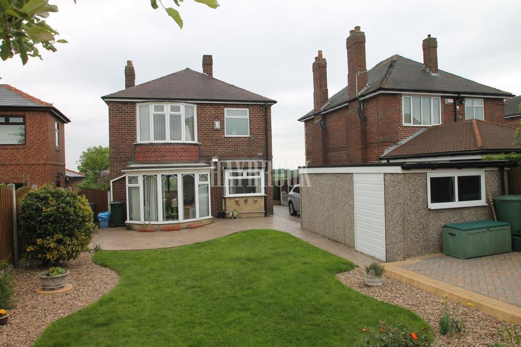 3 Bedrooms Detached House for sale in Munsbrough Lane, Greasborough