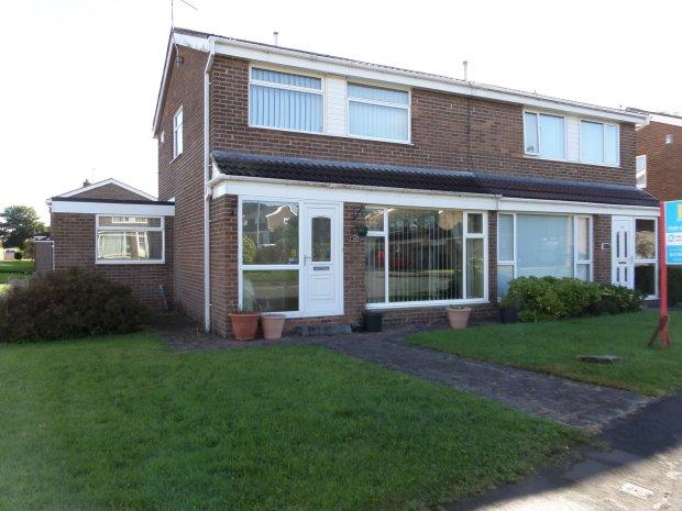 3 Bedrooms Semi Detached House for sale in THE ORCHARD, SEDGEFIELD, SEDGEFIELD DISTRICT