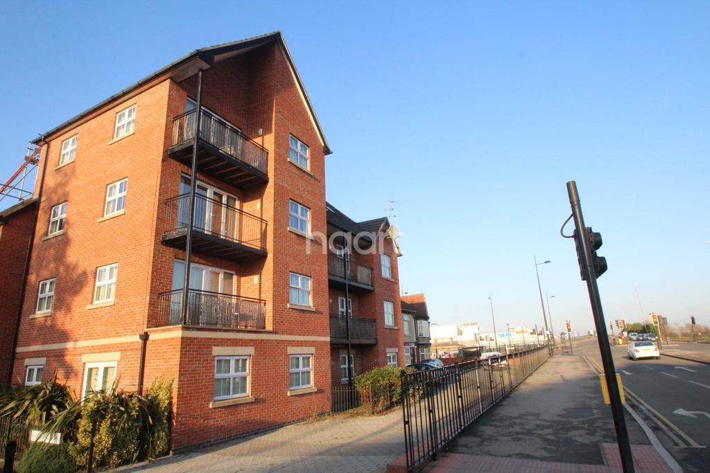 1 Bedroom Flat for sale in Grand Union House, 156 Ratcliffe Road
