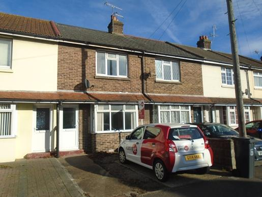 2 Bedrooms Terraced House for rent in Broadwater, Worthing