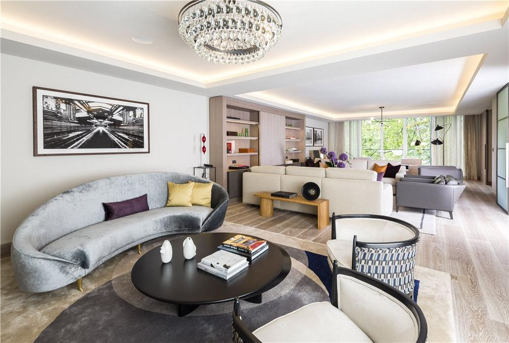 3 Bedrooms Flat for sale in Paddington Street, Marylebone, London, W1U