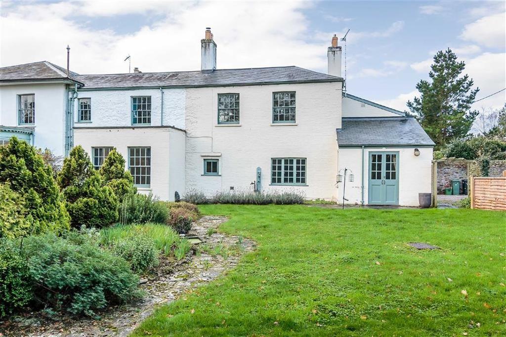 4 Bedrooms Semi Detached House for sale in Staplegrove, Staplegrove, Taunton, Somerset, TA2