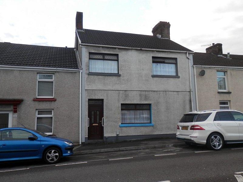 3 Bedrooms Terraced House for sale in Clase Road, Morriston, Swansea.