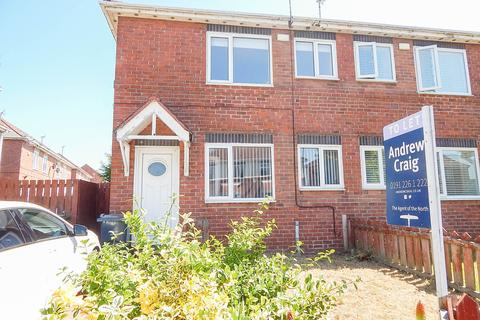 2 bedroom semi-detached house to rent - Redberry Way, South Shields
