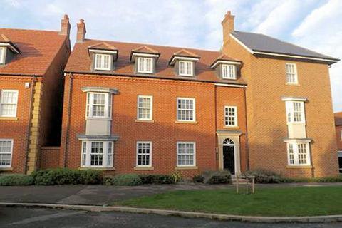 2 bedroom ground floor flat to rent - Greenkeepers Road, Great Denham, Bedford, MK40