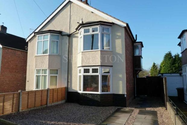 3 Bedrooms Semi Detached House for sale in LEYLAND AVENUE MERRIDALE WOLVERHAMPTON