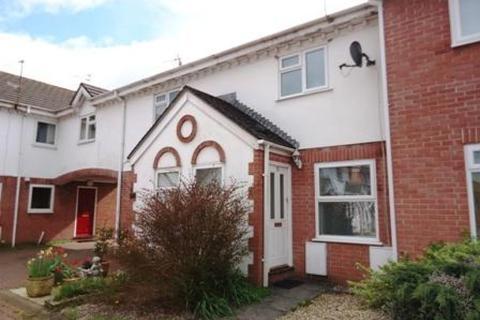 2 bedroom terraced house to rent - Miles Court, Gwaelod Y Garth