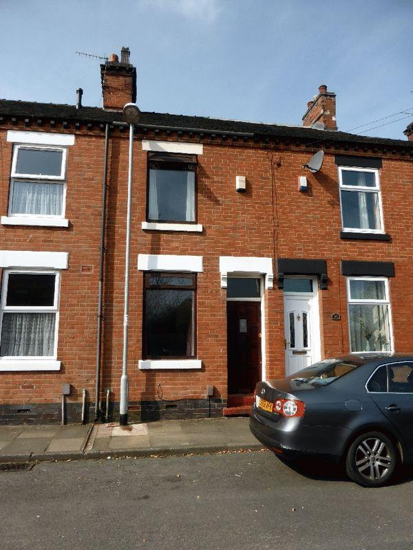 2 Bedrooms Terraced House for sale in Fuller Street, Tunstall