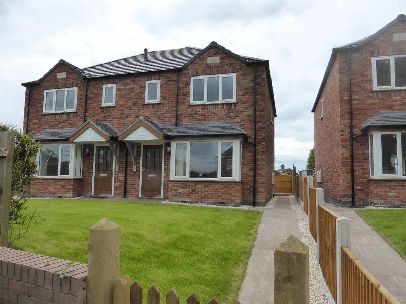 3 Bedrooms Semi Detached House for sale in St Bartholomews Close, Norton