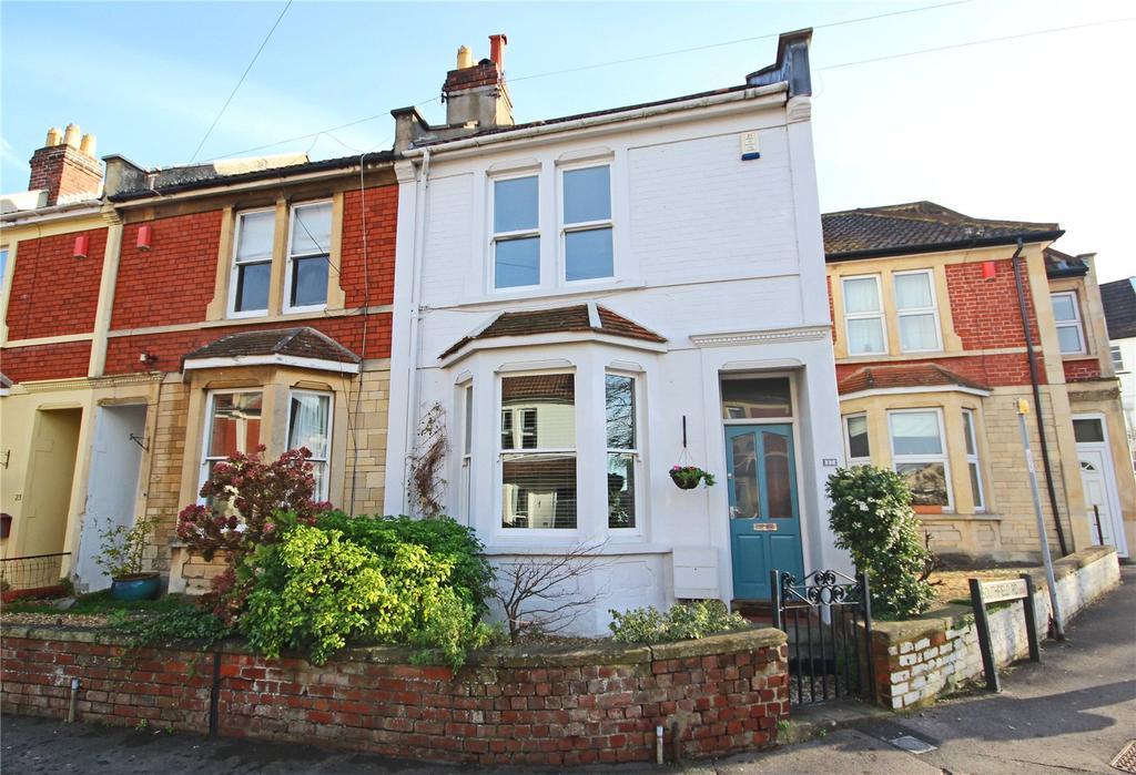 3 Bedrooms Terraced House for sale in Stoke Lane, Westbury-on-Trym, Bristol, BS9
