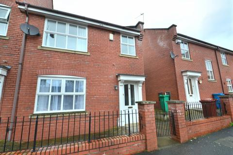 2 bedroom terraced house to rent - Blanchard Street, Hulme. Manchester. M15 5PN