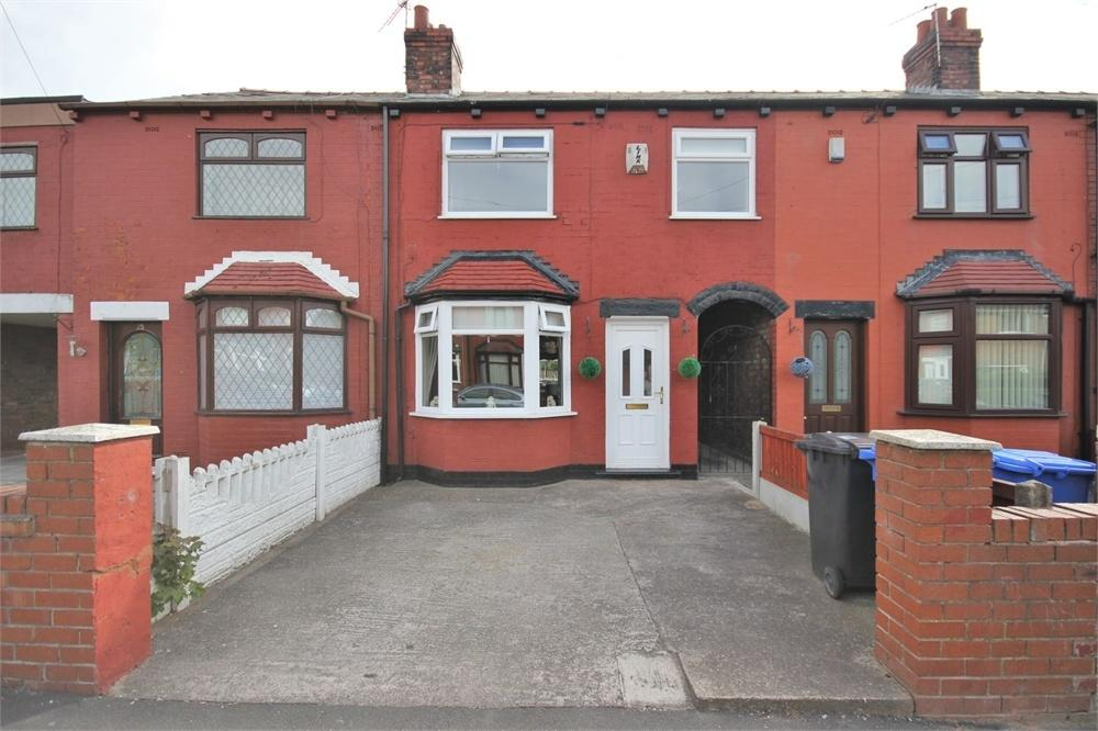 3 Bedrooms Terraced House for sale in French Street, WIDNES, Cheshire