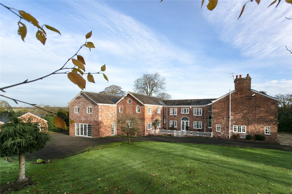 6 Bedrooms Unique Property for sale in Earles Lane, Wincham, Northwich, Cheshire, CW9