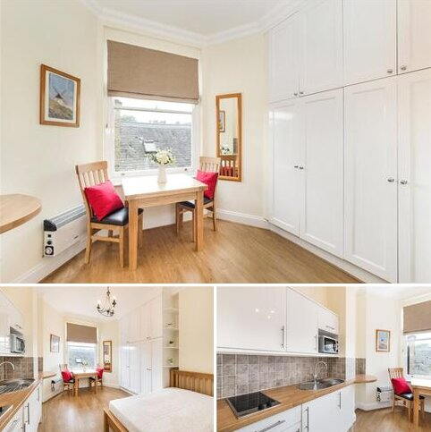 Studio to rent - Elsham Road, Holland Park, London, W14