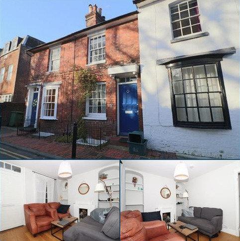 2 bedroom terraced house to rent - Berkeley Road, TUNBRIDGE WELLS