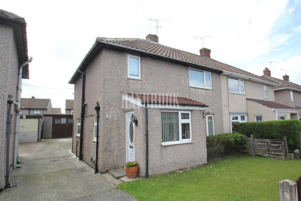 3 Bedrooms Semi Detached House for sale in Ulrica Drive, Thurcroft