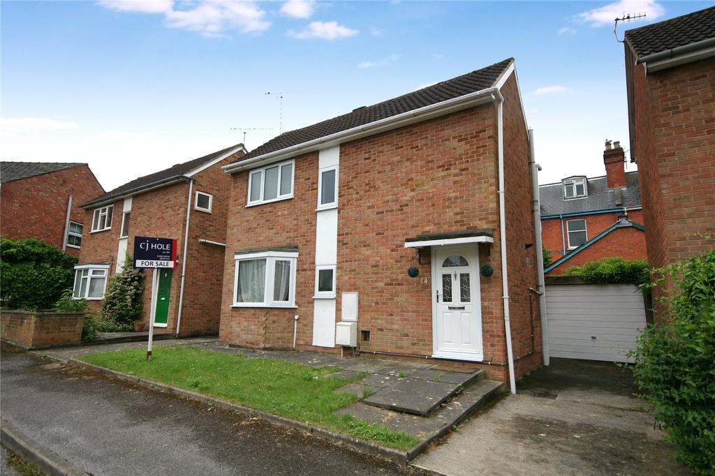 2 Bedrooms Detached House for sale in Gordon Road, Leckhampton, Cheltenham, GL53