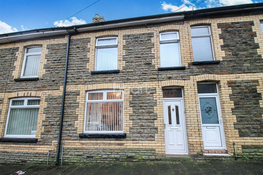 3 Bedrooms Terraced House for sale in Edward Street, cwmcarn