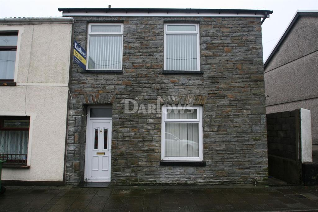 3 Bedrooms End Of Terrace House for sale in Woodland St, Mountain Ash