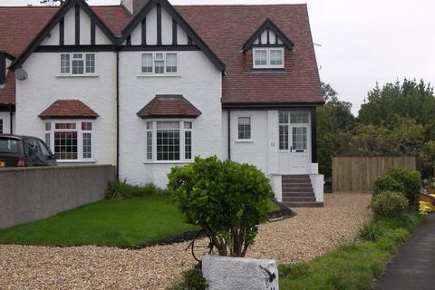 4 bedroom semi-detached house to rent - Llanfair Gardens, Mumbles, SWANSEA