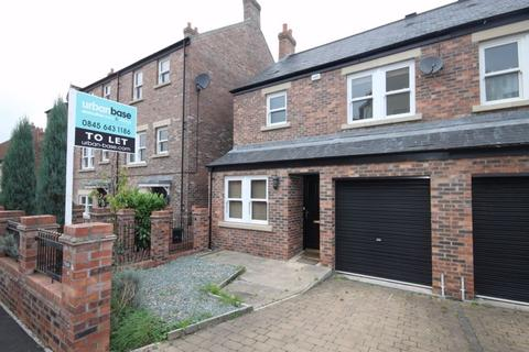 4 bedroom semi-detached house to rent - The Sidings, Durham City