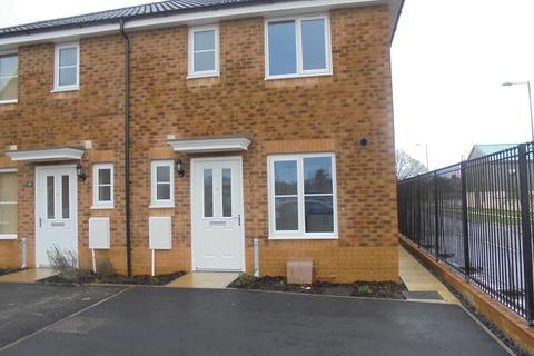 3 bedroom semi-detached house to rent - Llys Tredwr, Waterton Place, Bridgend, Bridgend. CF31 3BH