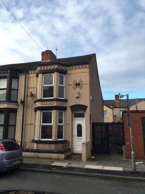 3 Bedrooms Terraced House for sale in Percy Street, Bootle, L20