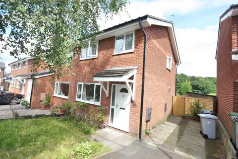 3 bedroom semi-detached house to rent - Priory Drive,  Macclesfield, SK10