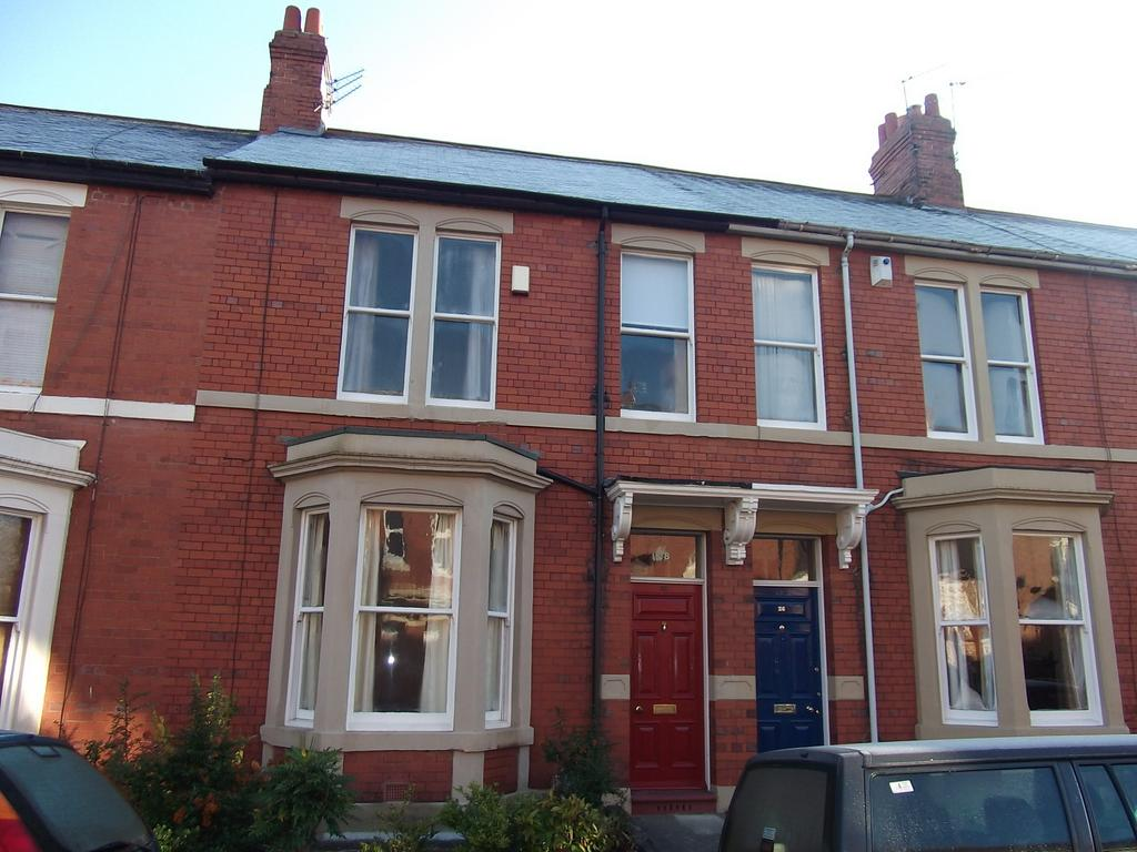 3 Bedrooms Terraced House for rent in Honister Avenue, Jesmond