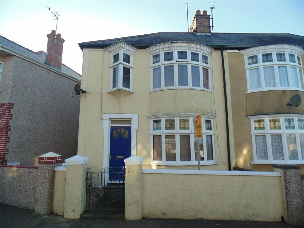 3 Bedrooms End Of Terrace House for sale in 41 Stratford Road, MILFORD HAVEN, Pembrokeshire
