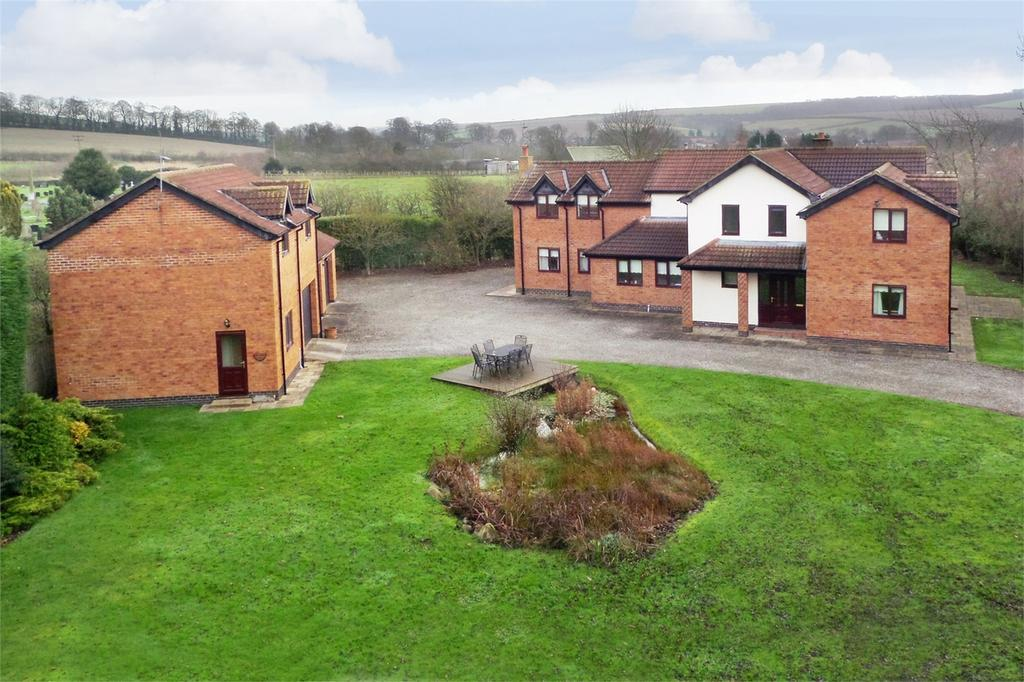 5 Bedrooms Detached House for sale in Cliffe Road, North Newbald, York
