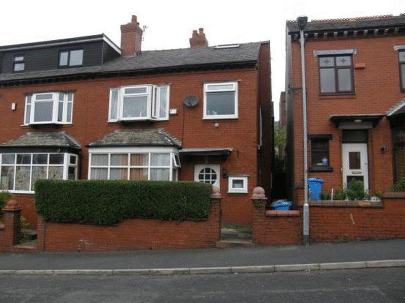 4 Bedrooms Semi Detached House for sale in Grendon Avenue, Oldham