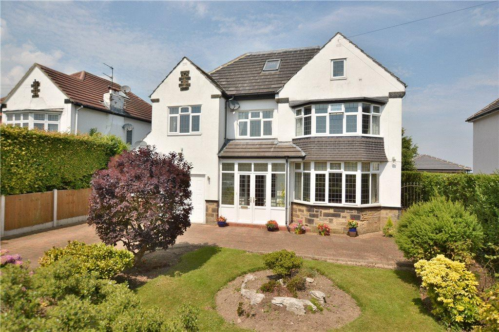 8 Bedrooms Detached House for sale in Alwoodley Lane, Alwoodley, Leeds