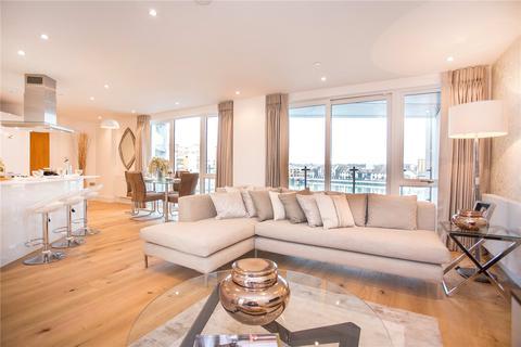 2 bedroom flat for sale - Alexandra Wharf, 1 Maritime Walk, Ocean Village, Southampton, SO14